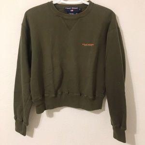 Vintage polo sport Ralph Lauren sweatshirt.